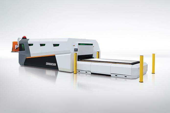 FIBERMAK G FORCE - Fiber Laser Cutting Machine