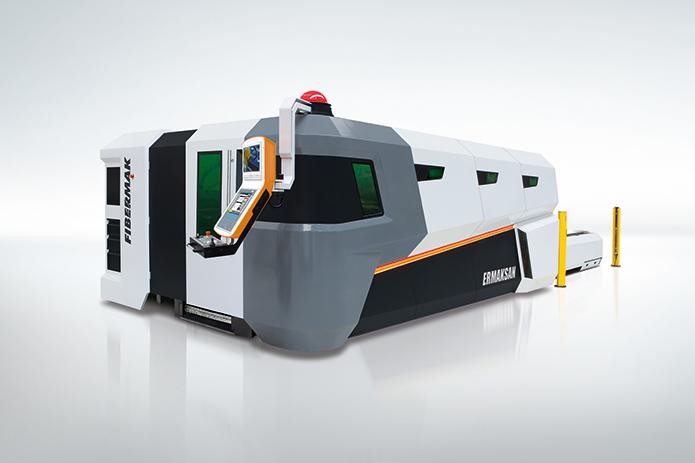 FIBERMAK-Laser cutting