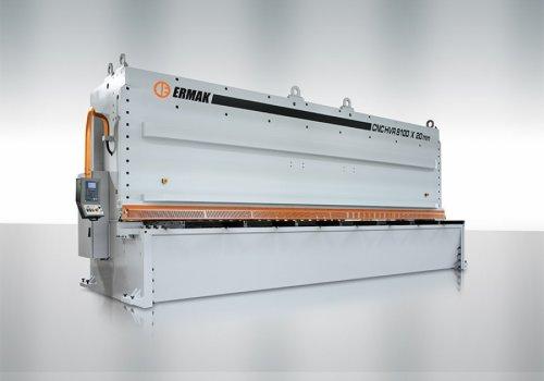 מכונות חיתוך - גיליוטינות